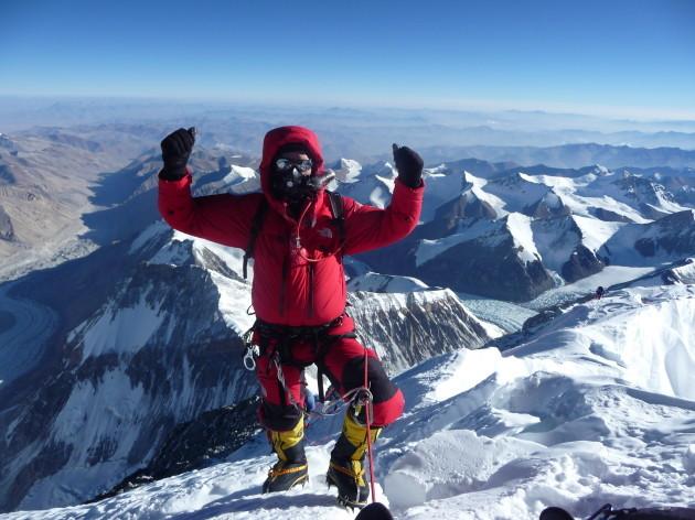 To Climb The Highest Mountain