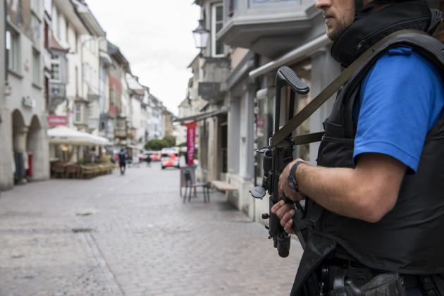 Switzerland Attack