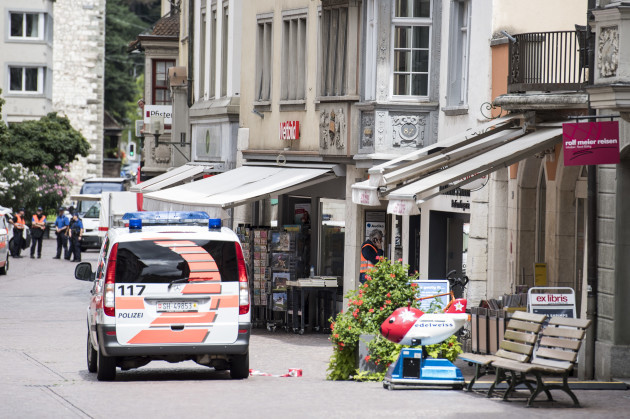 Switzerland Attack