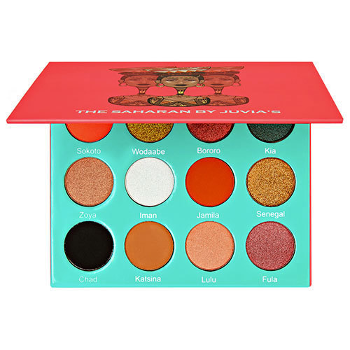 Most Pigmented Eyeshadow Palettes Ever