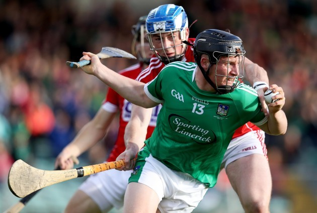Sean O'Donoghue with Peter Casey