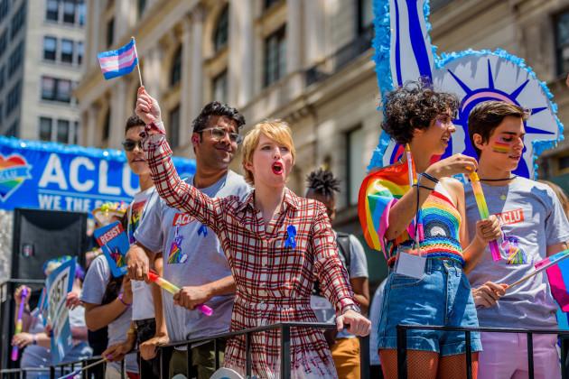 NY: 2017 Pride March NYC