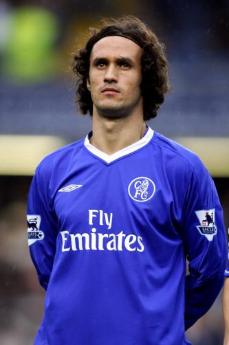 Soccer - FA Barclays Premiership - Chelsea v Blackburn Rovers