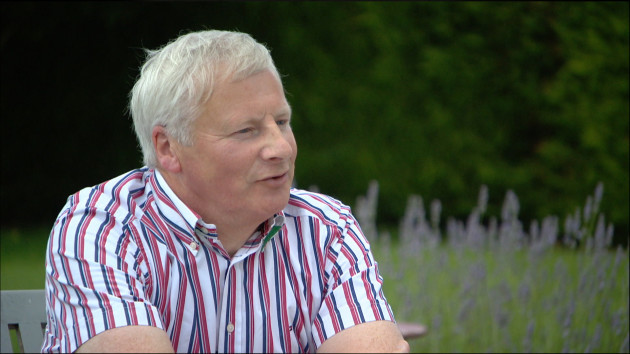 Alan Dowley speaks to Prime Time about the case of his missing father