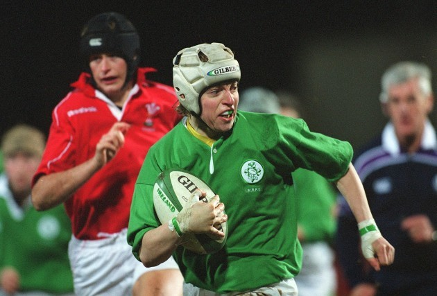 Fiona Steed of Ireland 2/2/2002