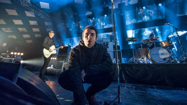 Liam Gallagher live in concert