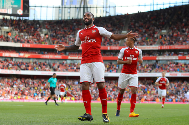 Arsenal v Sevilla - 2017 Emirates Cup - Emirates Stadium