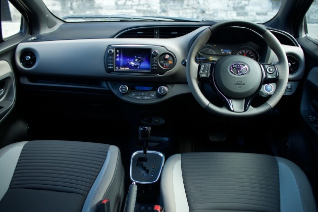Review: The Toyota Yaris Hybrid is a one-of-a-kind small