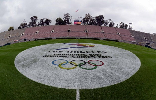 Olympic Preview: IOC Commission visit LA2024