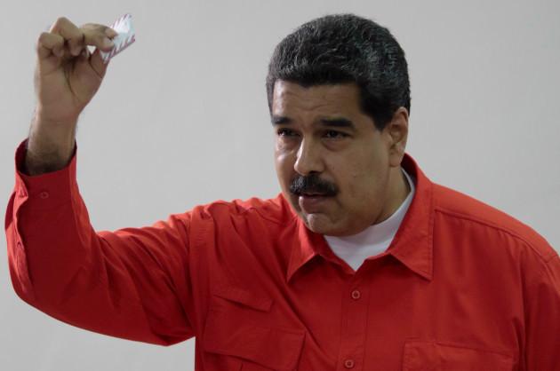 VENEZUELA-CARACAS-POLITICS-ASSEMBLY