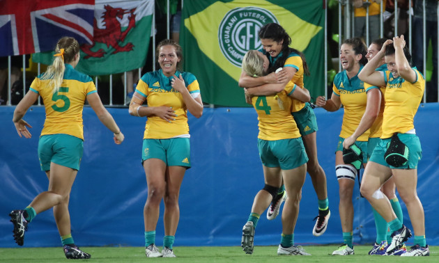 Olympic Games 2016 Rugby