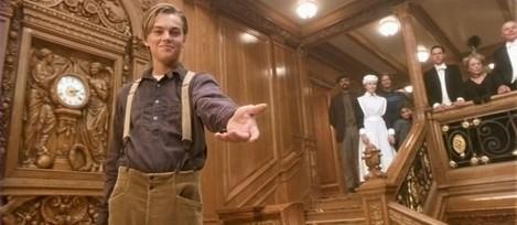 Titanic - Leonardo DiCaprio