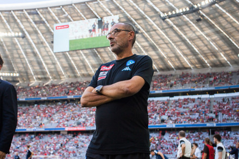 Germany: SSC Napoli v FC Bayern Muenchen - Audi Cup 2017