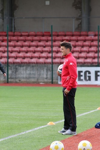 O'Carroll coaching
