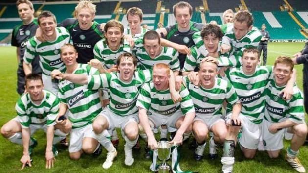 O'Carroll Celtic team