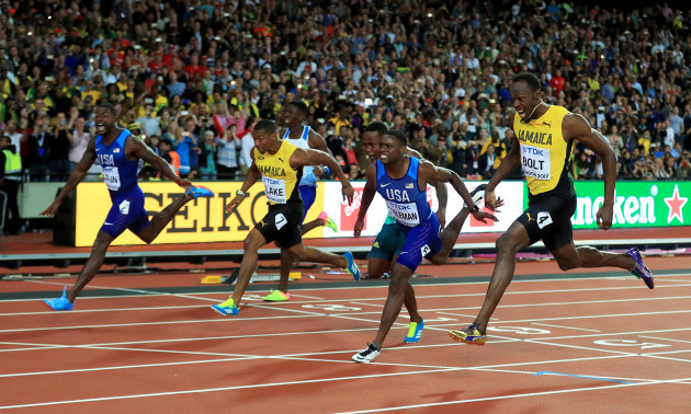 2017 IAAF World Championships - Day Two - London Stadium