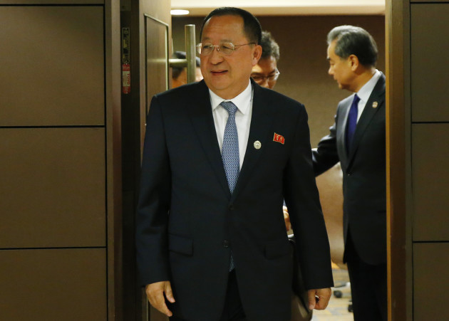 Philippines Southeast Asia North Korea