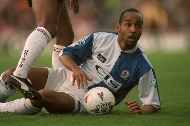 Soccer - FA Carling Premiership - Southampton v Blackburn Rovers