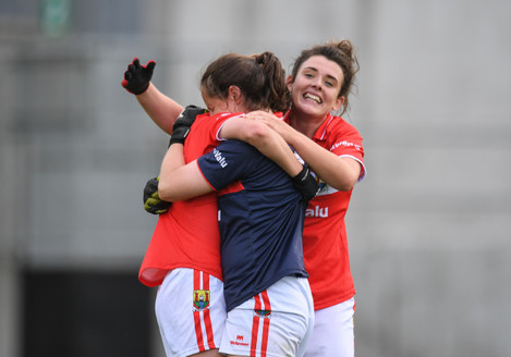 Cork v Monaghan - TG4 All Ireland Ladies Football Senior Championship - Qualifier 3