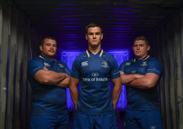 "Leinster Home Jersey ""Own the Blue"" Launch"