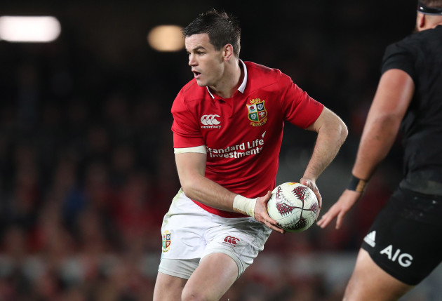 British and Irish Lions Jonathan Sexton