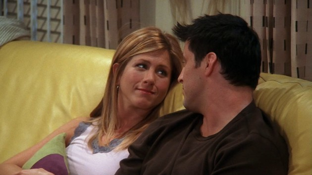 when does joey and rachel start dating