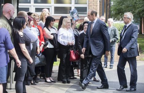 Hillsborough disaster court case