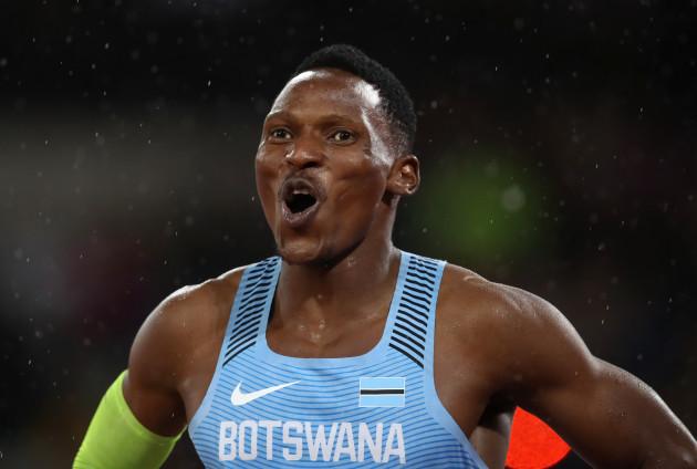 2017 IAAF World Championships - Day Six - London Stadium