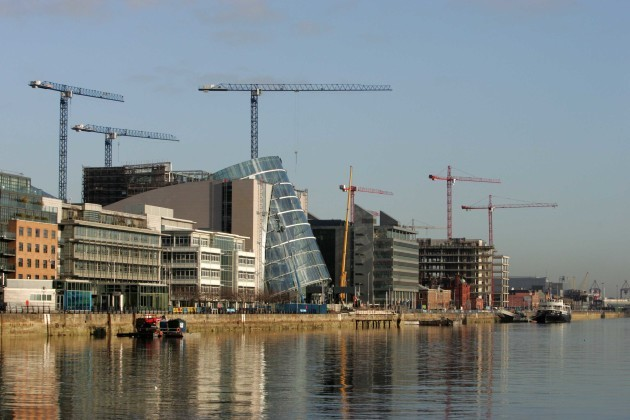 File Photo Construction activity is continuing to increase according to the latest Ulster Bank Index.
