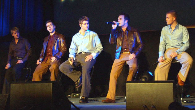 Westlife Album Launch
