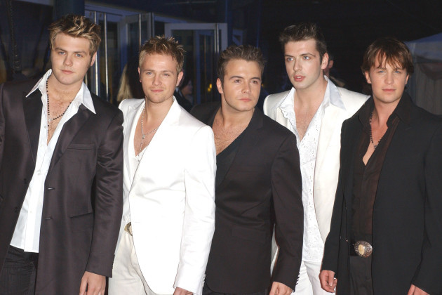 Brit Awards Westlife