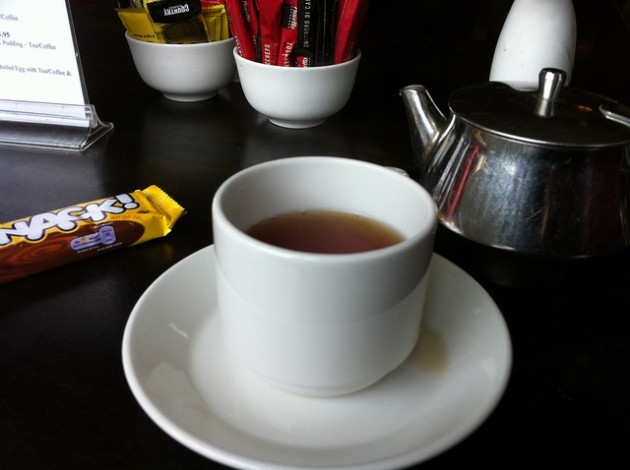 The burning question*: Tea or coffee? · The Daily Edge