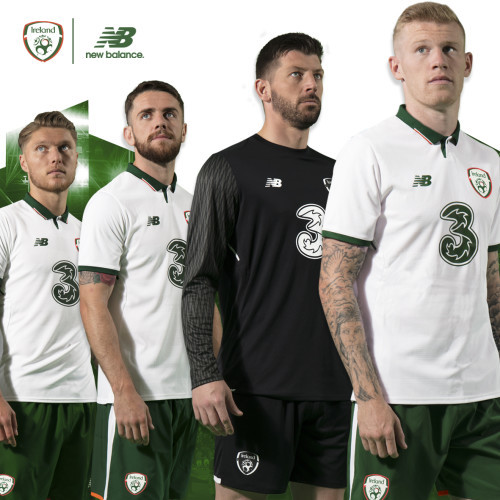 025afea53 Ireland s white New Balance away kit has just been launched · The42