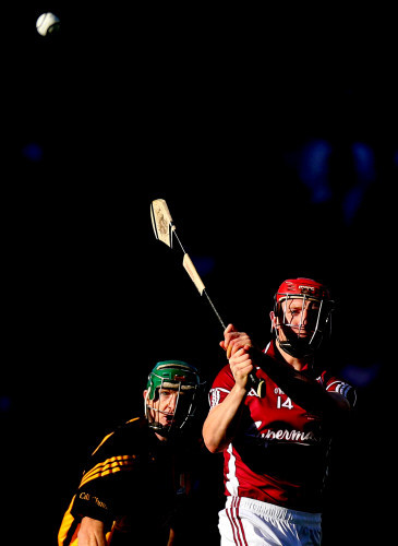 Henry Shefflin and Joe Canning