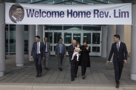 Canada Korean Pastor