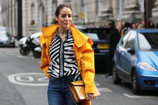 Street Style - London Fashion Week 2017