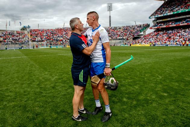 Diarmuid O'Sullivan speaks to Maurice Shanahan