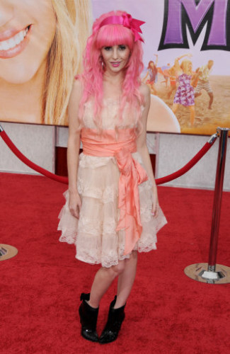 Hannah Montana: The Movie World Premiere - Hollywood