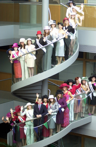 ROSE OF TRALEE CONTESTANTS FESTIVALS 2003