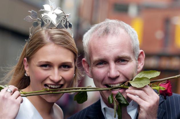 Rose of Tralee Newbridge Announcement