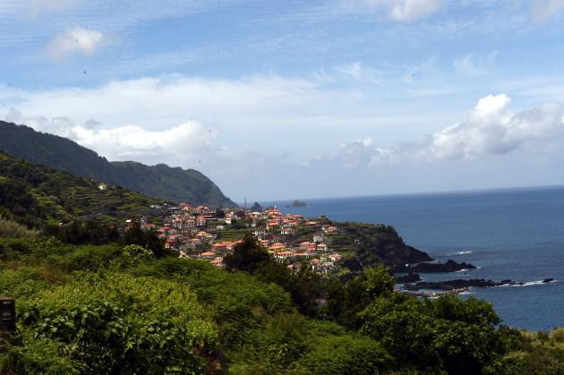 PORTUGAL-MADEIRA-LANDSCAPE