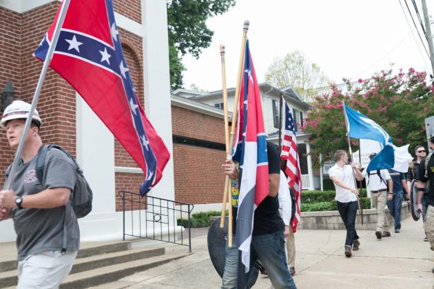 Unite The Right Rally - Charlottesville