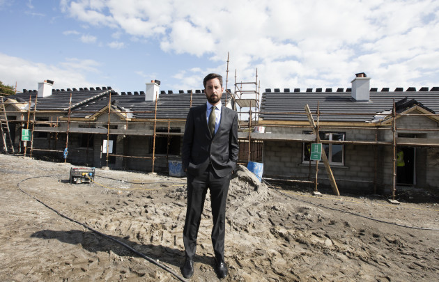 Eoghan Murphy Launches New Homes. 758A0160_90520666