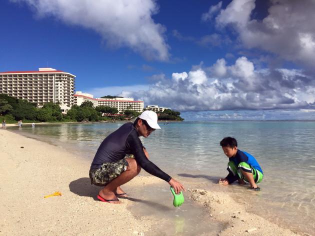 North Korea Guam Tourism