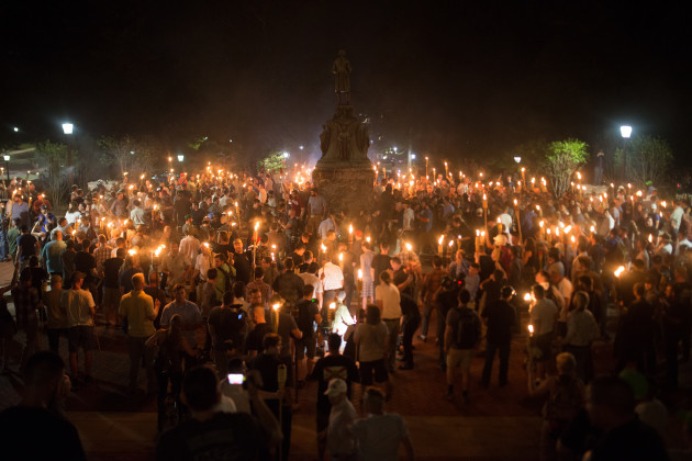 United States: The 'Unite the Right' rally in Charlottesville