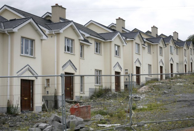 File Photo The Housing Minister Eoghan Murphy has announced a number of key actions to quickly deliver vacant homes back into use.