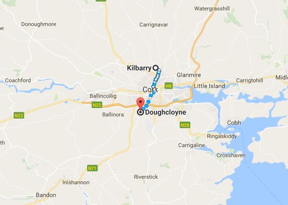 cork google map 1