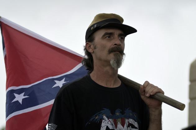 PA: Patriotic Activist Rally in Opposition of Rumored Antifa Protest, in Gettysburg, Pennsylvania