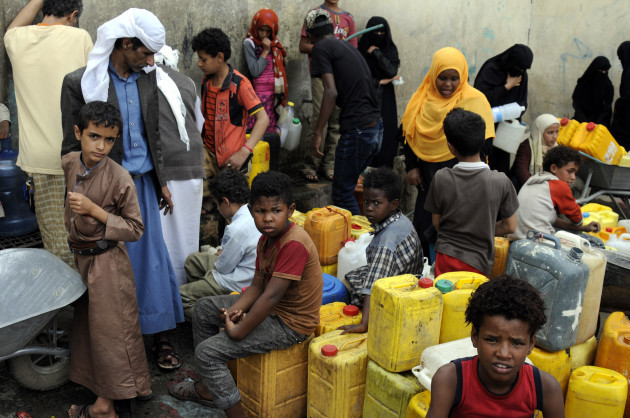 YEMEN-SANAA-CHOLERA-HALF MILLION-REACHING