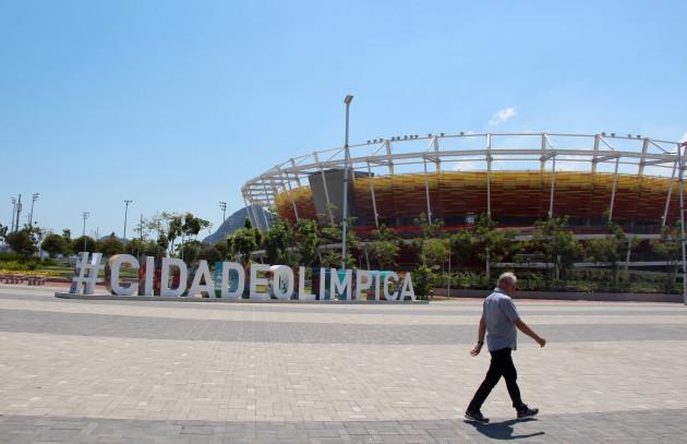 Barra Olympic Park in Rio de Janeiro